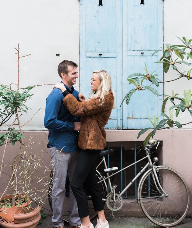 Mike&AnneEngagementInParis-7